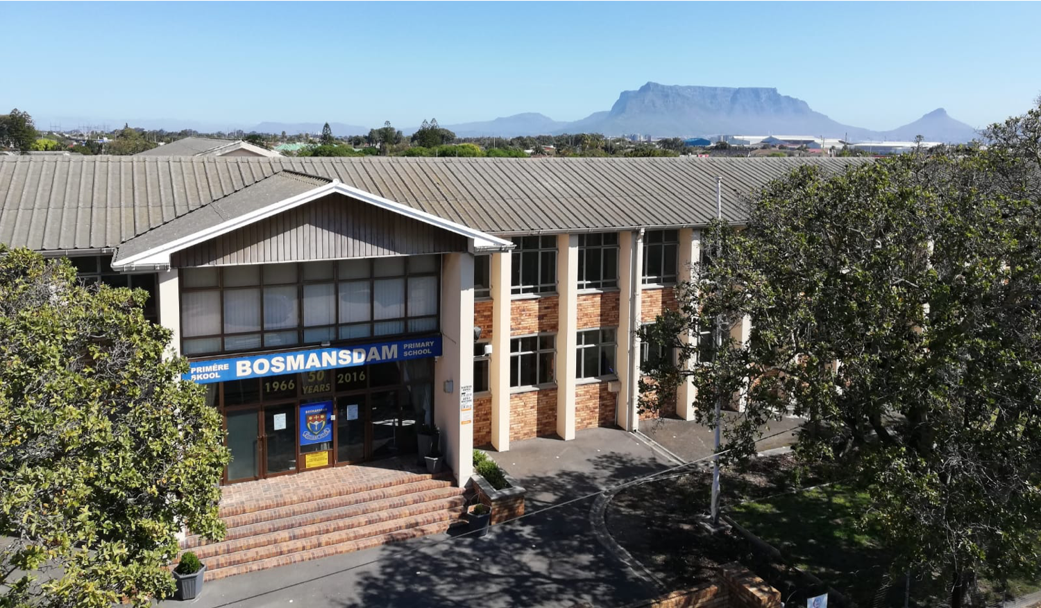 Welcome to Bosmansdam Primary